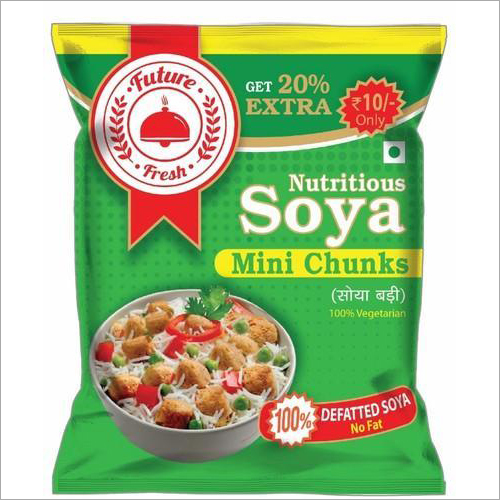 Soya Mini Chunks Nuggets