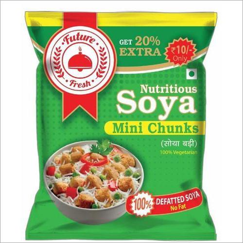 Soya Mini Chunks Nuggets