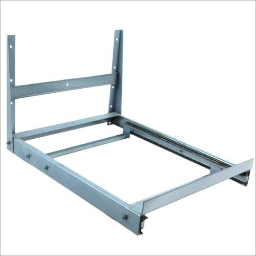 Stainless Steel Grain Trolley