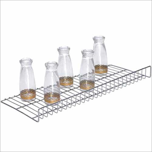 Stainless Steel Glass Tray