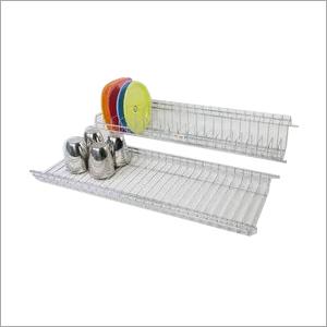 SS Kitchen Thali Basket