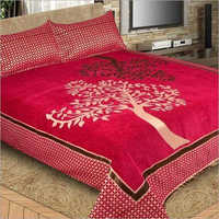 Designer Chenille Bed Sheet