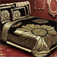 Jacquard Printed Bed Sheet