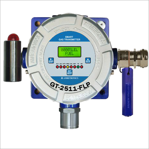 LCD Display Smart Gas Transmitter