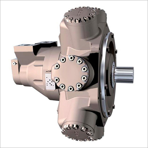 Radial Hydraulic Piston Motor