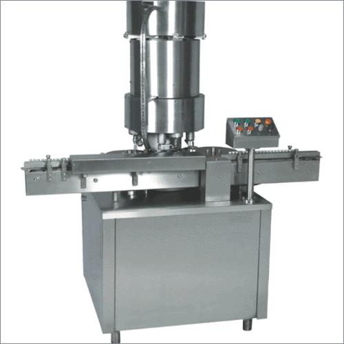 Automatic Single Head Vial Cap Sealing Machine