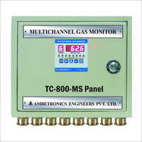 8 Channel Gas Monitor- MS