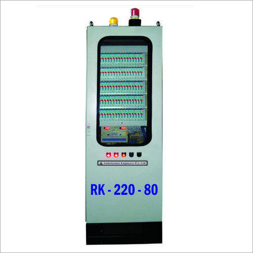 Multi Channel Gas Monitoring System - 80CH