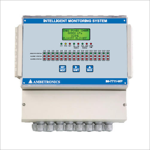 Intelligent Gas Monitoring System