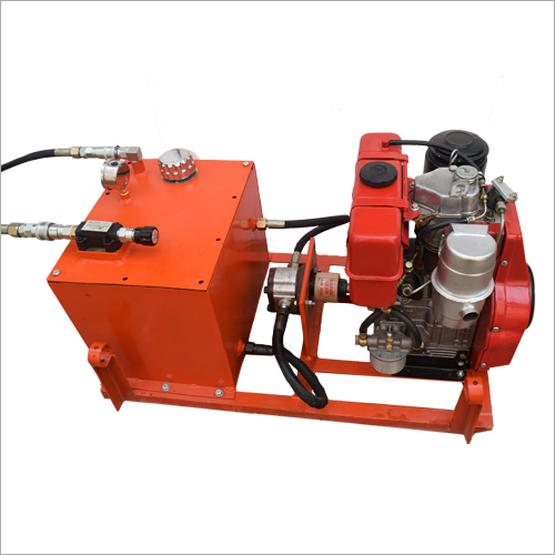 Industrial Hydraulic Power Pack Machine