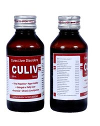 Culiv Syrup , 200ml Cure Liver Disorder