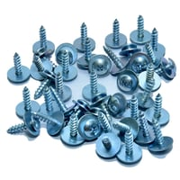 Screws With Washer