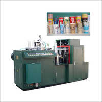 Industrial Single Phase Paper Cup Machine