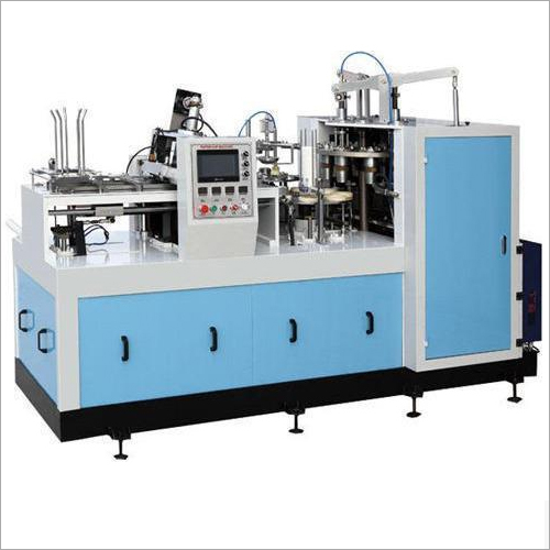 Single Phase Paper Cup Machine