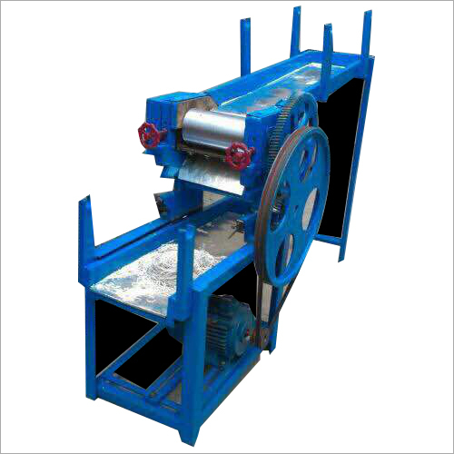 Semi Automatic Noodles Making Machine