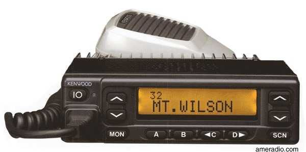 KENWOOD Base Station Radio TK-980