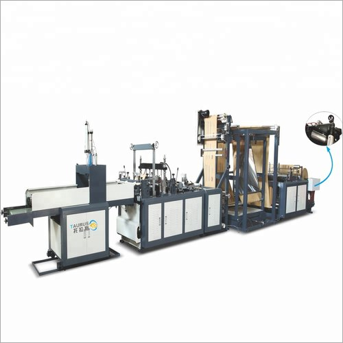 Heavy Duty Non Woven Bag Making Machine