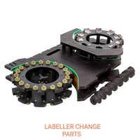 Labeller Change Parts
