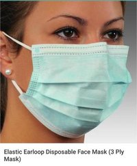 Normal 3 Ply Surgical Masks