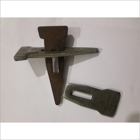 Mild Steel Wedge Clip