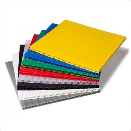 Polyethylene Corrugated Sheet