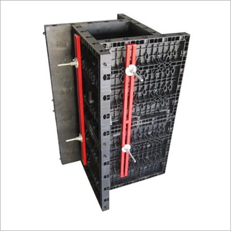 ABS Plastic Wall Formwork
