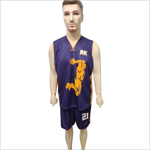 Mens Sleeveless Sports T-Shirt with Shorts