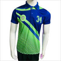 Mens Sports Printed T-shirt