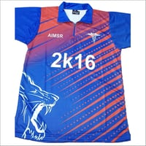 Mens Polo Neck Sports T Shirt