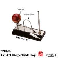 Cricket Shape Table Top