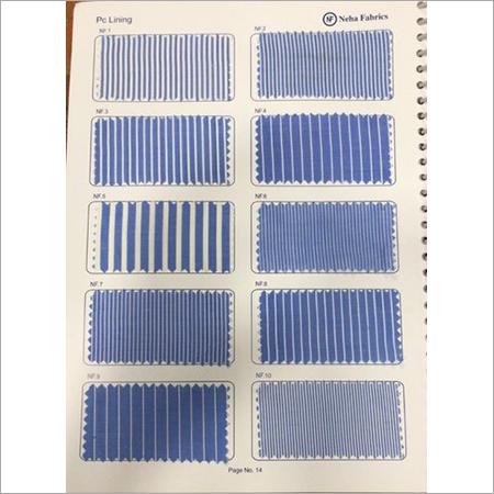 Pc Lining Fabric