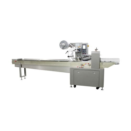 Fully Automatic Confectionery Item Packaging Machine