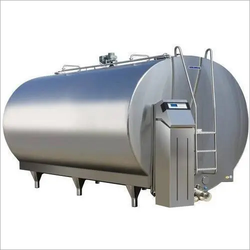 500 ltr Bulk Milk Cooler Machine