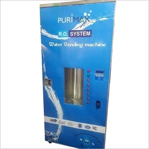 Coin Operated Water ATM