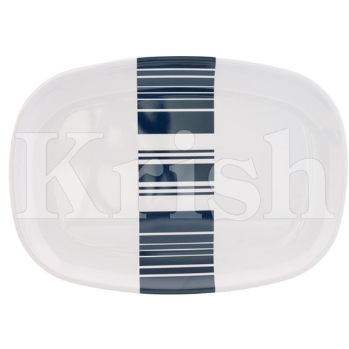 Rectangular Melamine Rice Tray
