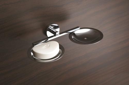 Double Soap Dish