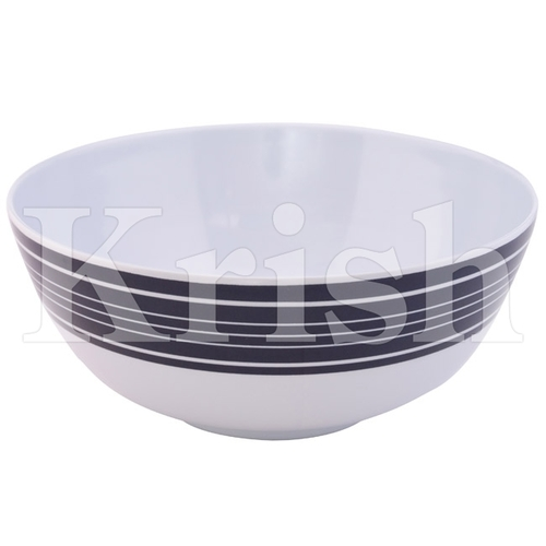 Round Melamine Soup Bowl