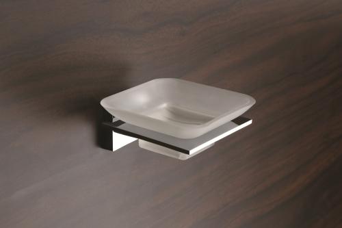 Glass Soap Dish