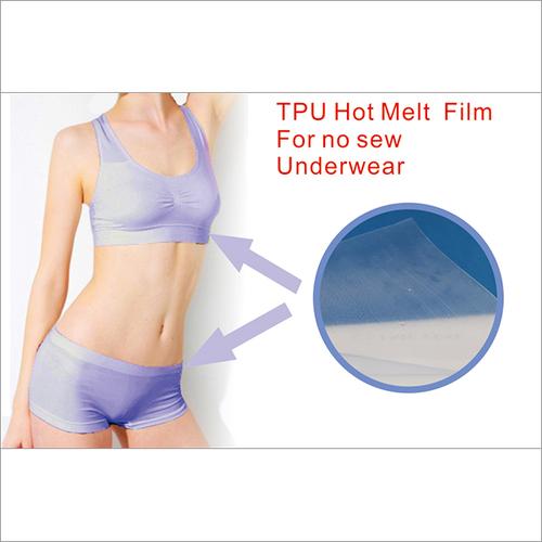 Hot Melt Adhesive Film-No Sew (PU Based)