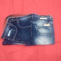 cottton strach jeans