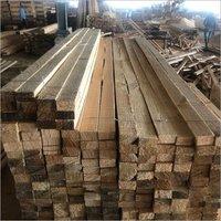 Pine Solid Wood Square Beam