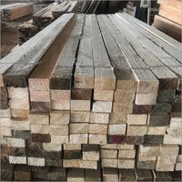 Pine Solid Wood Square Beam