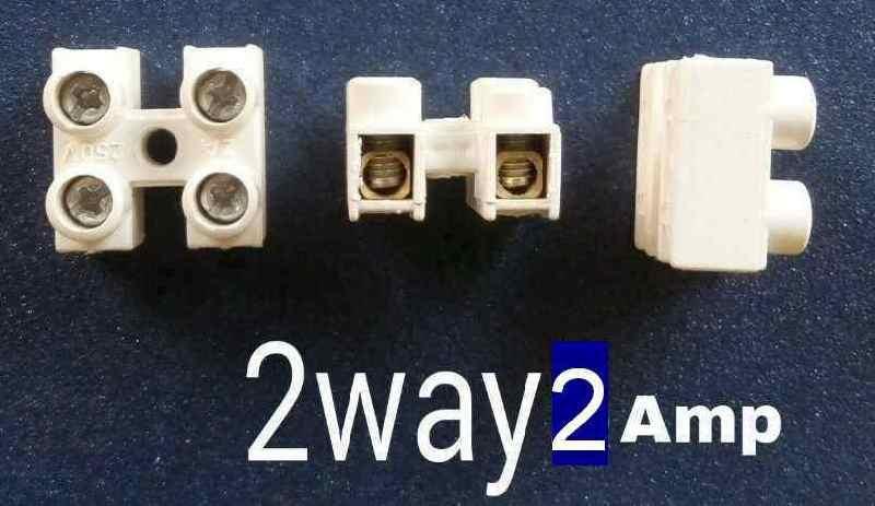 2 Way Connector