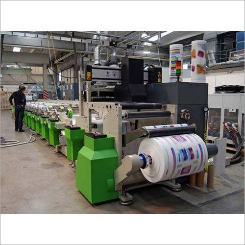Industrial Offset Paper Printing Work