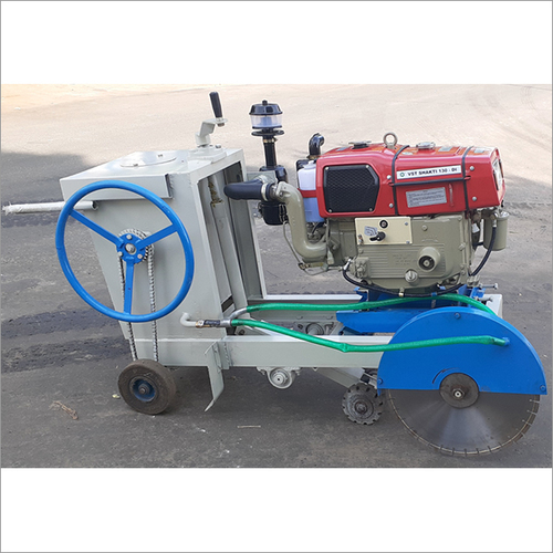13 Hp Concrete Road Cutting Machine