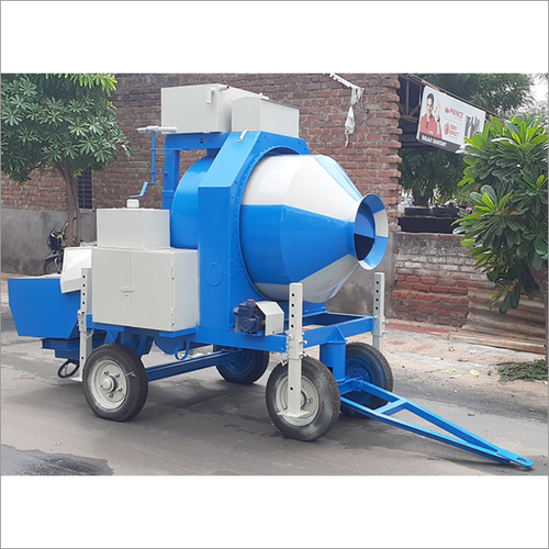 RM 300 Reversible Mixer Machine