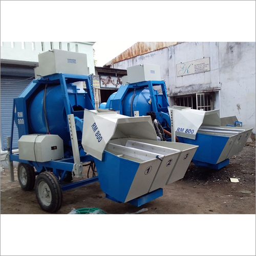 RM 800 Reversible Mixer Machine