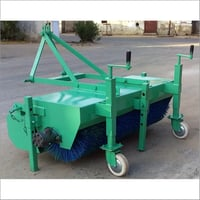 4 Mini Road Sweeper Machine