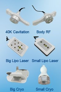 cryolipolysis cavitation rf lipo laser