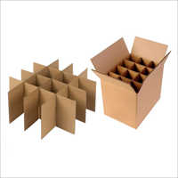 Kraft Partition Box